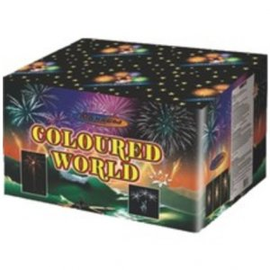 COLOURED WORLD GWM6121
