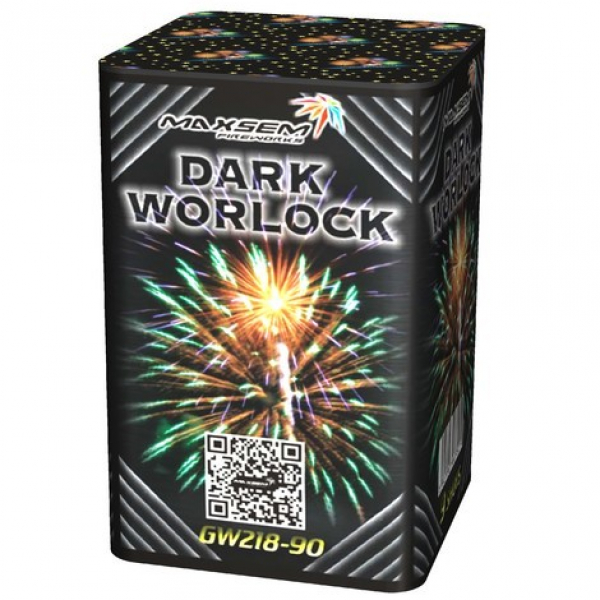 DARK WORLOCK BLACK